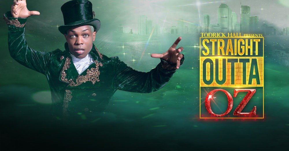 todrick hall presents straight outta oz tour 2017