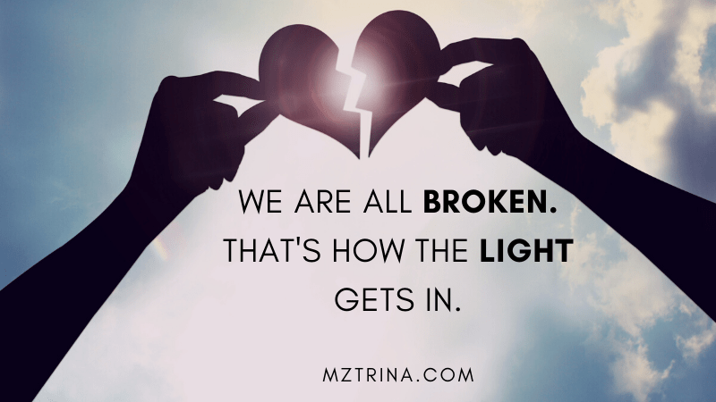 Inspiring Quote On Heart Broken