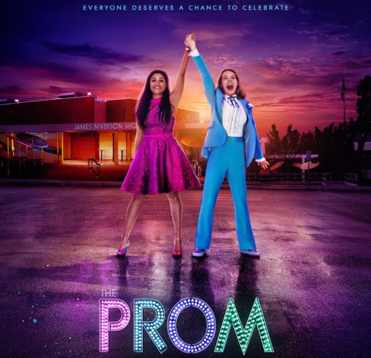 The Prom 2020 Movie Poster